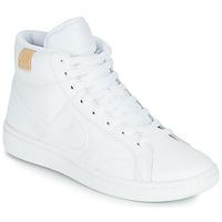 Topánky Ženy Nízke tenisky Nike COURT ROYALE 2 MID Biela