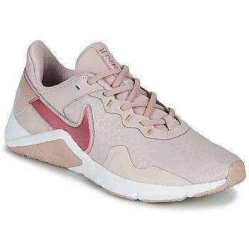 Topánky Ženy Univerzálna športová obuv Nike LEGEND ESSENTIAL 2 Béžová / Ružová