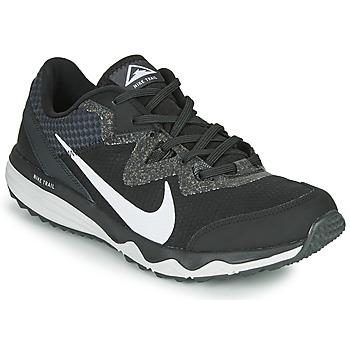 Topánky Muži Bežecká a trailová obuv Nike JUNIPER TRAIL Čierna / Biela