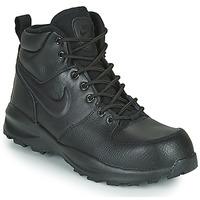 Topánky Deti Nízke tenisky Nike MANOA LTR GS Čierna