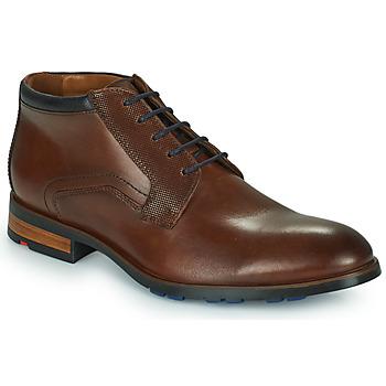 Topánky Muži Polokozačky Lloyd JARON Hnedá
