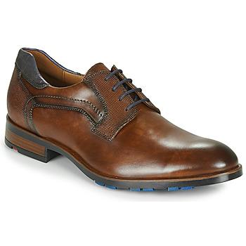 Topánky Muži Derbie Lloyd JAKE Hnedá