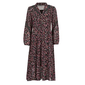 Oblečenie Ženy Dlhé šaty One Step FR30121 Čierna