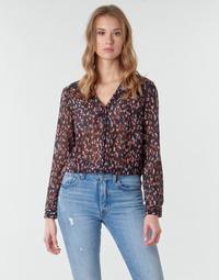 Oblečenie Ženy Blúzky One Step FR12041 Čierna