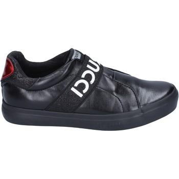 Topánky Dievčatá Slip-on Fiorucci BM427 Čierna