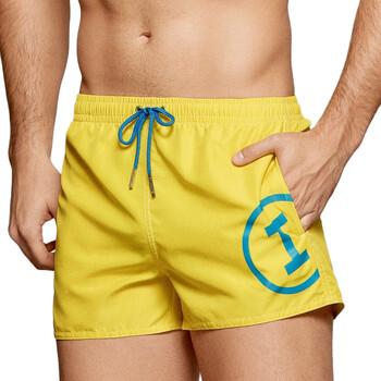 Oblečenie Muži Plavky  Impetus 7412H16 H91 Žltá