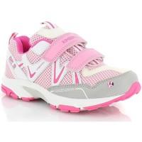 Topánky Dievčatá Univerzálna športová obuv Kimberfeel PILAT Bonbon