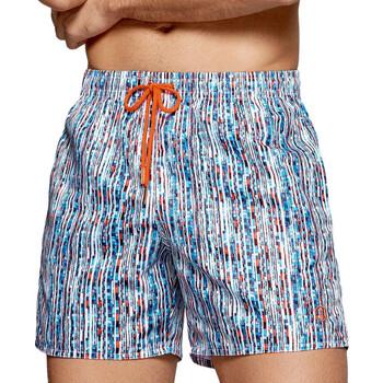 Oblečenie Muži Plavky  Impetus 7413H24 H89 Modrá
