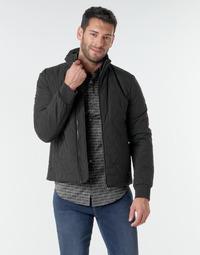 Oblečenie Muži Bundy  Emporio Armani 6H1BF4 Čierna