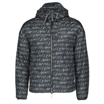 Oblečenie Muži Bundy  Emporio Armani 6H1BN6 Čierna