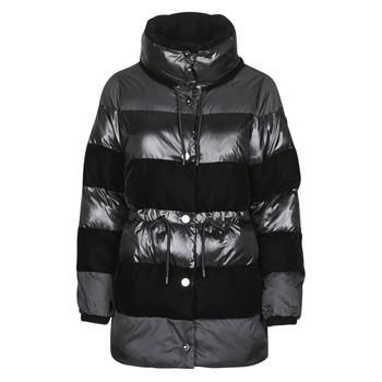 Oblečenie Ženy Vyteplené bundy Emporio Armani 6H2B80 Čierna