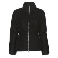 Oblečenie Ženy Vyteplené bundy Emporio Armani 6H2B95 Čierna