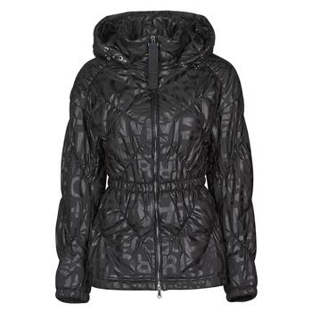 Oblečenie Ženy Vyteplené bundy Emporio Armani 6H2B94 Čierna