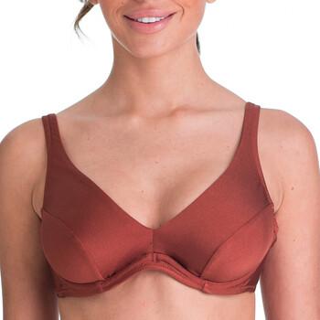 Oblečenie Ženy Plavky kombinovateľné Deidad HAUT 14423B/420 Hnedá