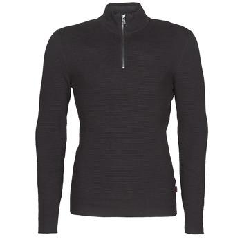 Oblečenie Muži Svetre Esprit COWS STR HZ Čierna