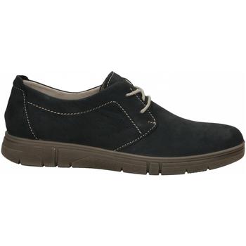 Topánky Muži Derbie Enval U NE 52307 blu