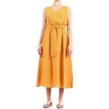 Oblečenie Ženy Dlhé šaty Fly Girl 9890-02 Giallo