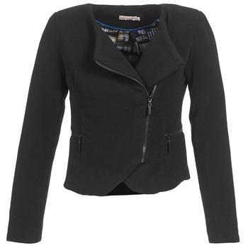 Oblečenie Ženy Saká a blejzre Little Marcel VIALI čierna