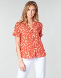 Oblečenie Ženy Blúzky Vero Moda VMSOFIE Červená
