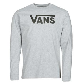 Oblečenie Muži Tričká s dlhým rukávom Vans VANS CLASSIC LS Šedá
