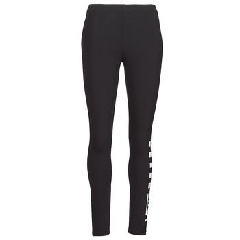 Oblečenie Ženy Legíny Vans CHALKBOARD CLASSIC LEGGING Čierna
