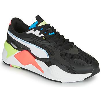 Topánky Nízke tenisky Puma RS-X3 Čierna / Biela / Koralová