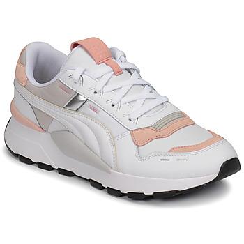 Topánky Ženy Nízke tenisky Puma RS-2.0 FUTURA Biela / Ružová