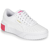 Topánky Dievčatá Nízke tenisky Puma CALI JR Biela / Ružová
