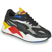 Topánky Nízke tenisky Puma RS-X3 Čierna / Červená / Žltá