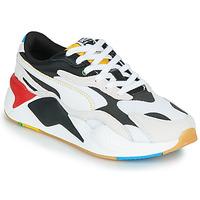Topánky Nízke tenisky Puma RS-X3 Unity Collection Biela / Čierna / Červená