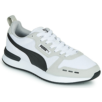 Topánky Muži Nízke tenisky Puma R78 Biela / Čierna