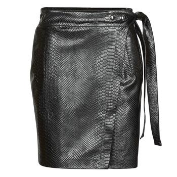 Oblečenie Ženy Sukňa Replay W9829 Čierna