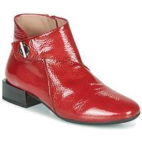 Topánky Ženy Polokozačky Hispanitas ANETO Červená