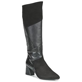 Topánky Ženy Čižmy do mesta Hispanitas FUJI-5 Čierna