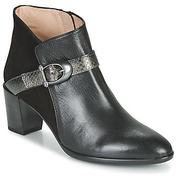 Topánky Ženy Čižmičky Hispanitas PIRINEO Čierna