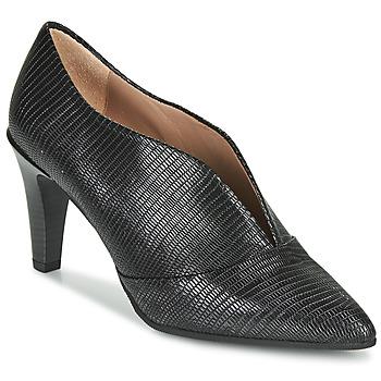 Topánky Ženy Nízke čižmy Hispanitas BELEN-7 Čierna