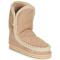 Topánky Ženy Polokozačky Mou ESKIMO 24 Béžová