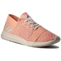 Topánky Ženy Bežecká a trailová obuv adidas Originals Refine 3 Oranžová
