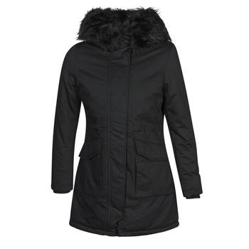 Oblečenie Ženy Vyteplené bundy Betty London NIETTE Čierna