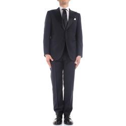 Oblečenie Muži Obleky Kiton K06S79/05 Blue