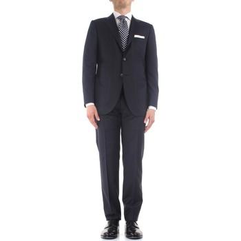 Oblečenie Muži Obleky Kiton K06S12/36 Blue