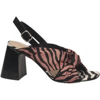 Topánky Ženy Sandále Jeannot PELCA nero-cammeo