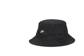 Textilné doplnky Čiapky Nike U NSW BUCKET CORE Čierna