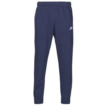 Oblečenie Muži Tepláky a vrchné oblečenie Nike M NSW CLUB JGGR BB Modrá