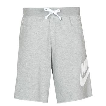 Oblečenie Muži Šortky a bermudy Nike M NSW SCE SHORT FT ALUMNI Šedá