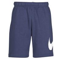 Oblečenie Muži Šortky a bermudy Nike M NSW CLUB SHORT BB GX Modrá
