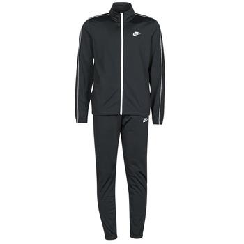 Oblečenie Muži Súpravy vrchného oblečenia Nike M NSW SCE TRK SUIT PK BASIC Čierna
