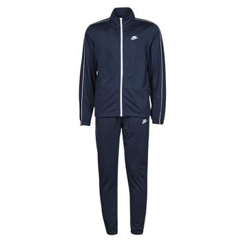 Oblečenie Muži Súpravy vrchného oblečenia Nike M NSW SCE TRK SUIT PK BASIC Modrá