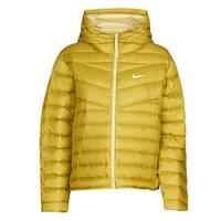 Oblečenie Ženy Vyteplené bundy Nike W NSW WR LT WT DWN JKT Kaki