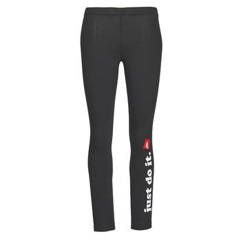 Oblečenie Ženy Legíny Nike W NSW LGGNG CLUB Čierna